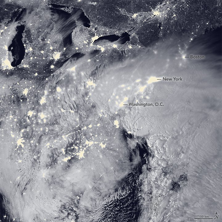 A Blizzard by Moonlight https://t.co/1fyhNjYl1p #NASA