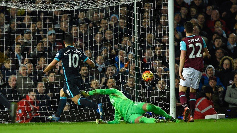 ไฮไลท์  West Ham United 2 - 2 Manchester City