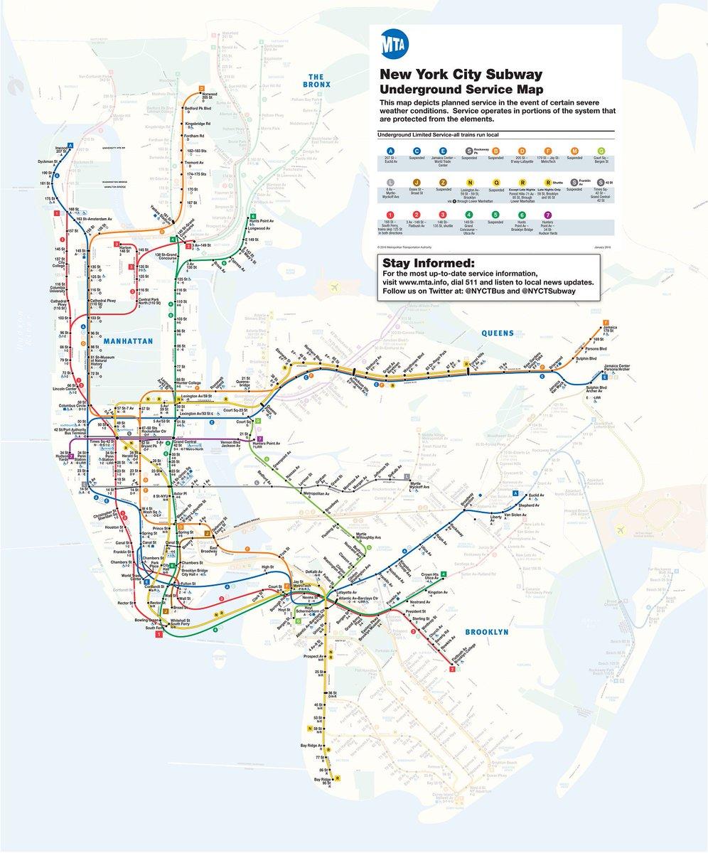 NYCT Subway on Twitter: \