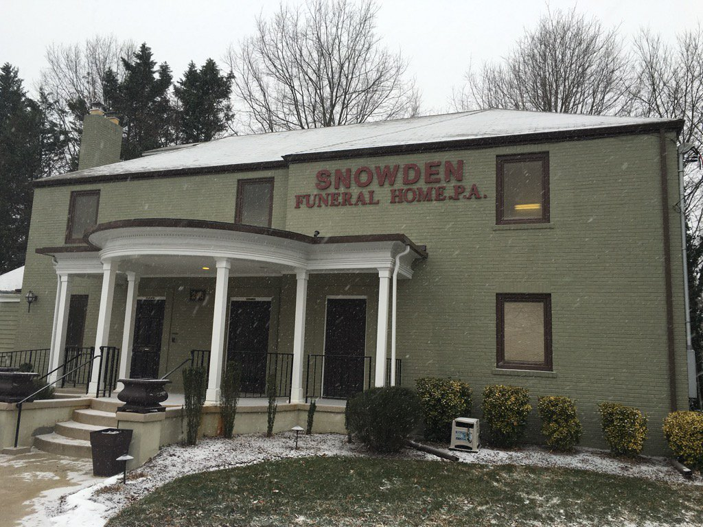 Snowden Funeral Home Shavertown Pa