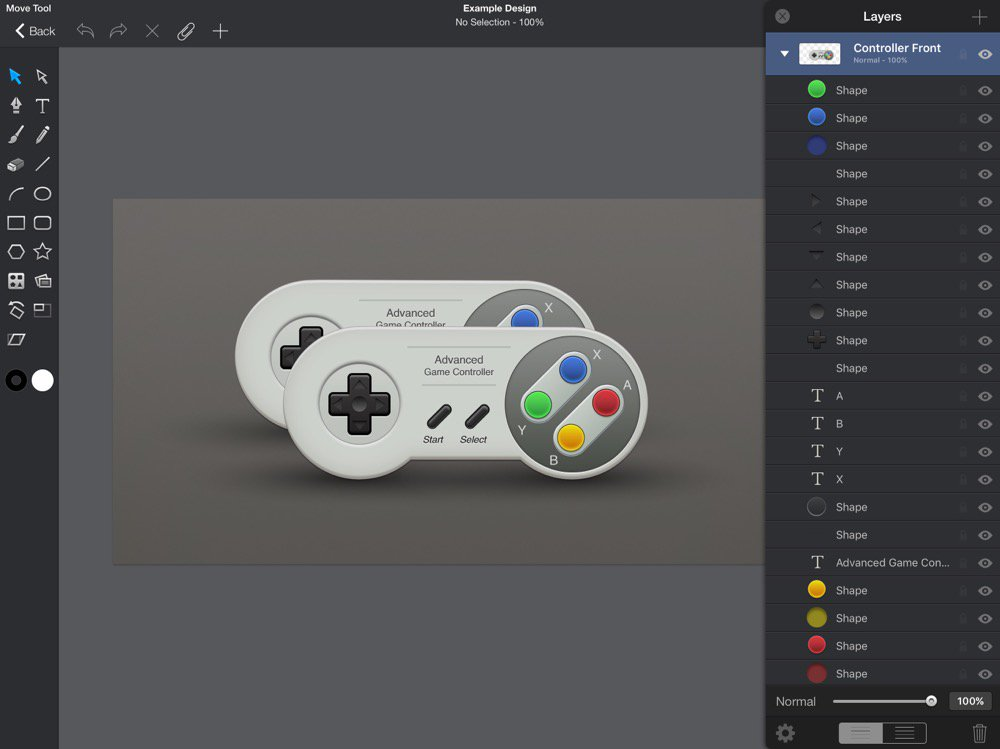 Quick Look: Autodesk Graphic for iPad https://t.co/avcXsBG0wC https://t.co/zVmHvq1LLT