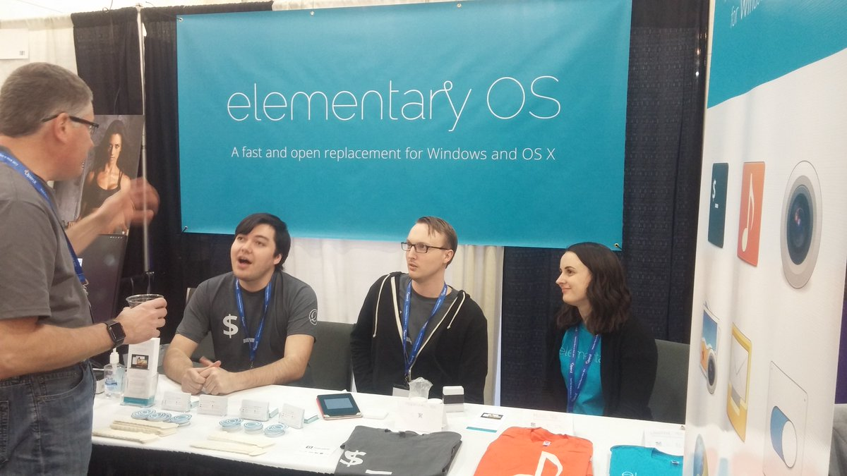 Have you heard about that hot new OS, @Elementary? Booth 103 at #scale14x https://t.co/zHRArjuDHM