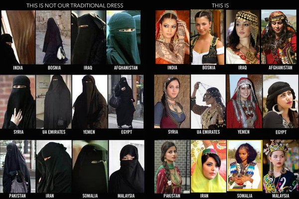 How the Saudi-style abaya and niqab is erasing cultural diversity across the Muslim world https://t.co/yat3fsFEqn https://t.co/U8oUFcyY2O