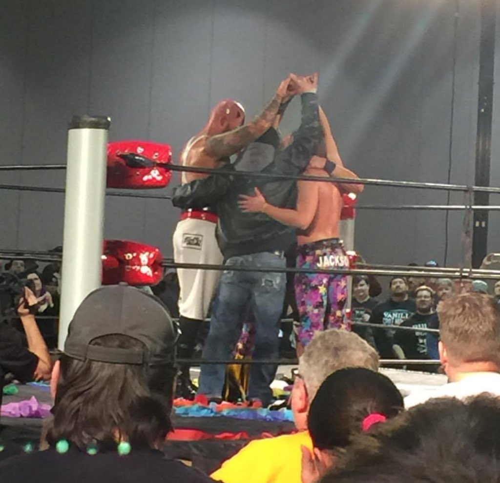 1/23 ROH Results: Duluth, GA (Eight Man Tag Team Match