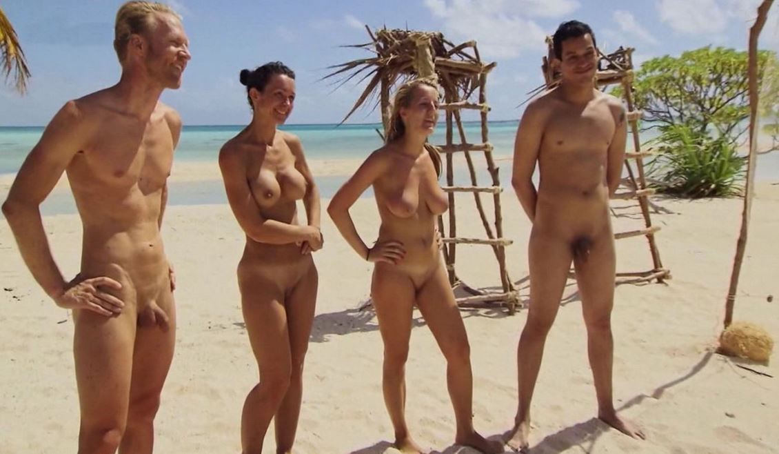 Naked pictures of survivor
