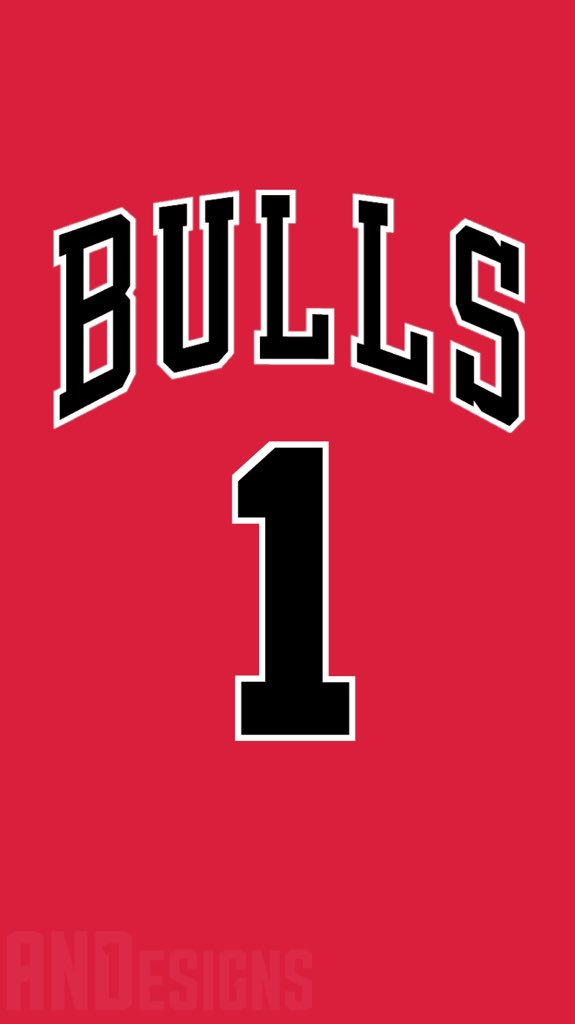 And1 Designs On Twitter Chicago Bulls IPhone 6 6s Wallpapers