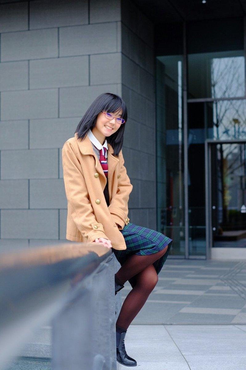 制服ポートレートに見えるね  モデル=maruさん(@maru_85_7)  #ポートレート #写真 #大阪 #ファインダー越しの私の世界  #キリトリセカイ  #フォトロケット #素敵な写真をあなたへ