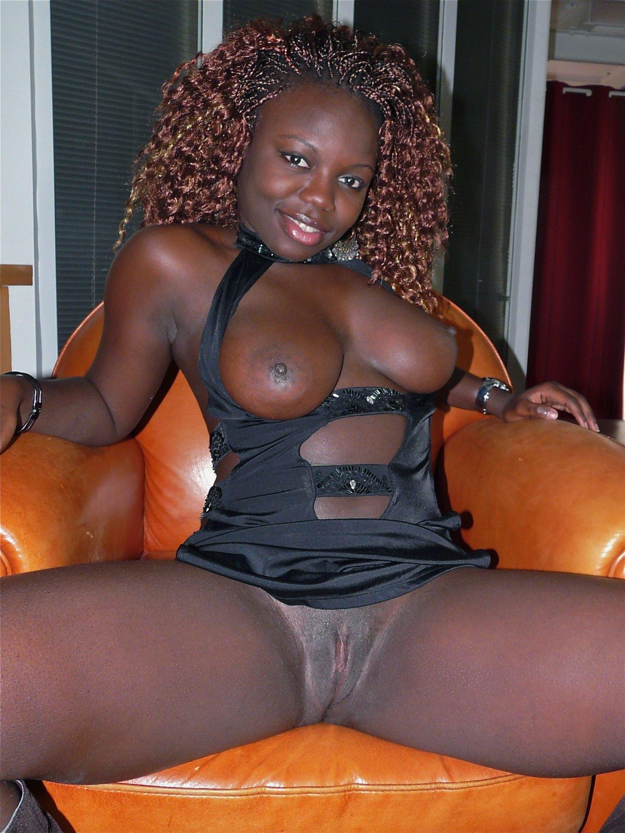 Naked black women ebony