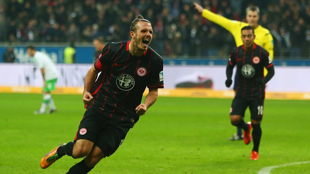 Video: Eintracht Frankfurt vs Wolfsburg