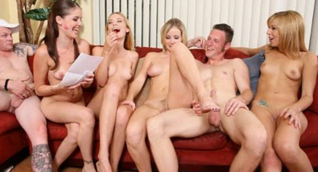 Truth or dare brother dares tricks step sisters to fuck him