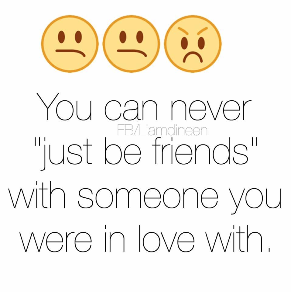 say i m just a friend