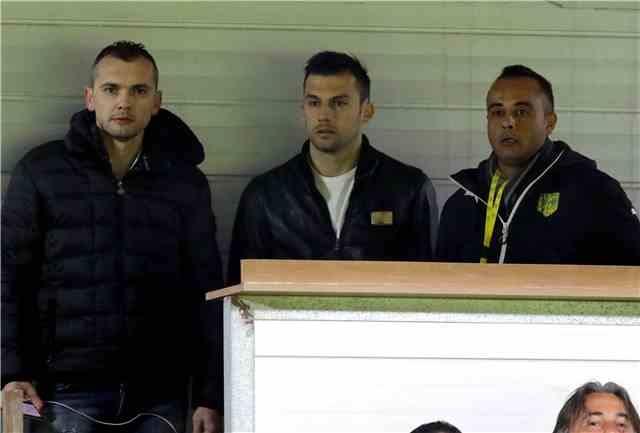 Trichkovski aims to resurrect career in Cyprus