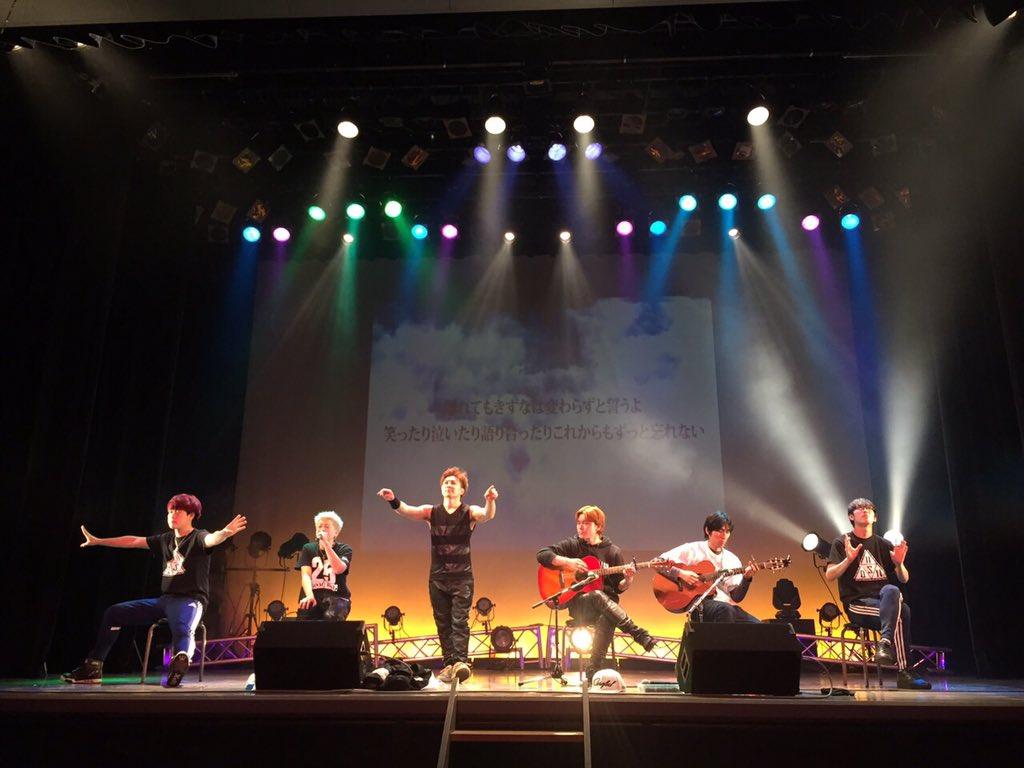 今日はHANDSIGN結成11年記念日 昨日大阪Liveで卒業&15年のダンス生活も同時に終止符. 一般人になります。 フォロバして欲しい人はいいね&RT! ハンドのレジェンドがフォロバ祭りや #リハ #地元から来てくれた親友たち https://t.co/JMZQW5tcNe