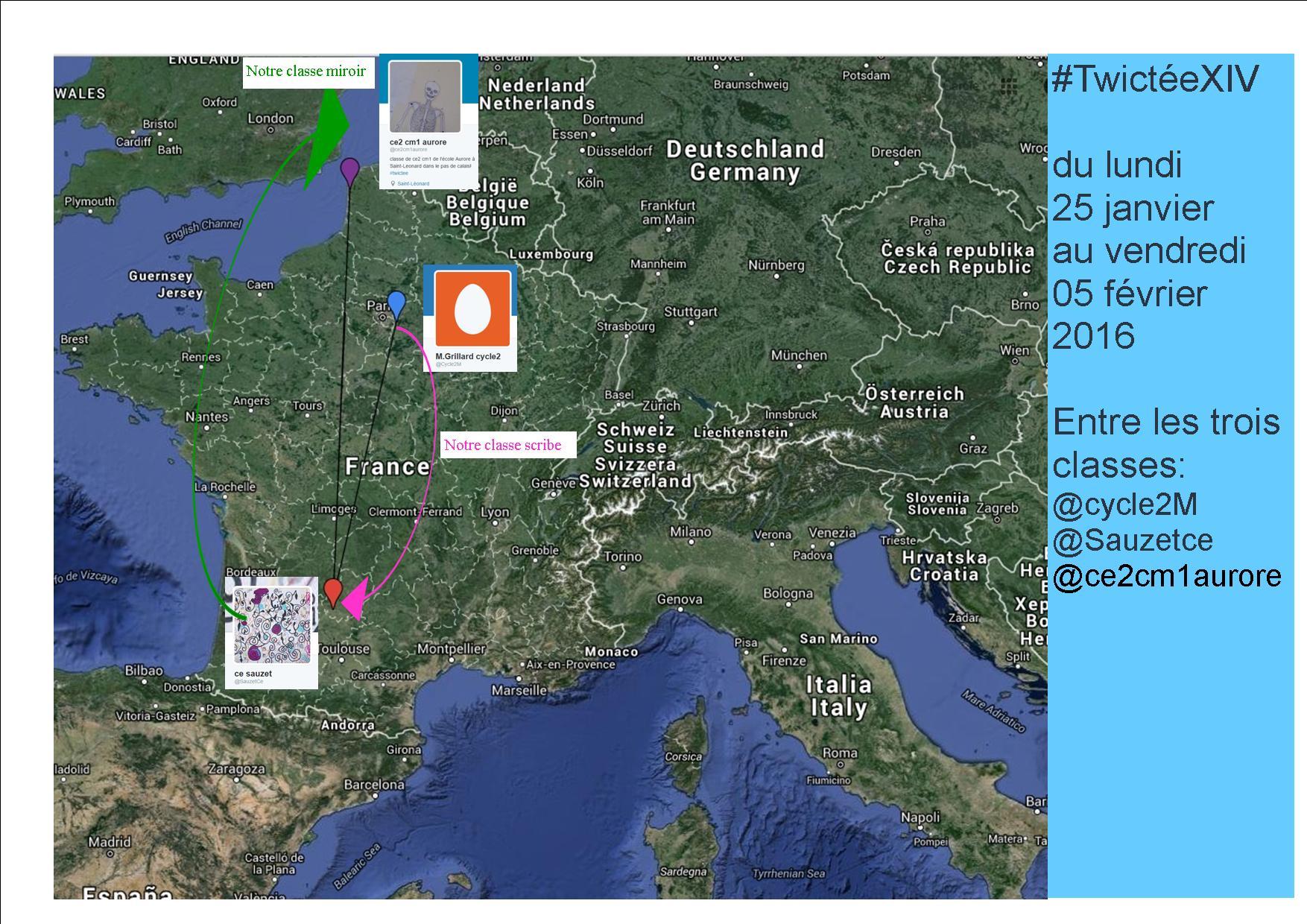 #TwicteeXIV Voici notre cartographie! @ce2cm1aurore @Cycle2M @SauzetCe Ma classe sera ravie de travailler avec vous! https://t.co/rYHRrfYBaZ