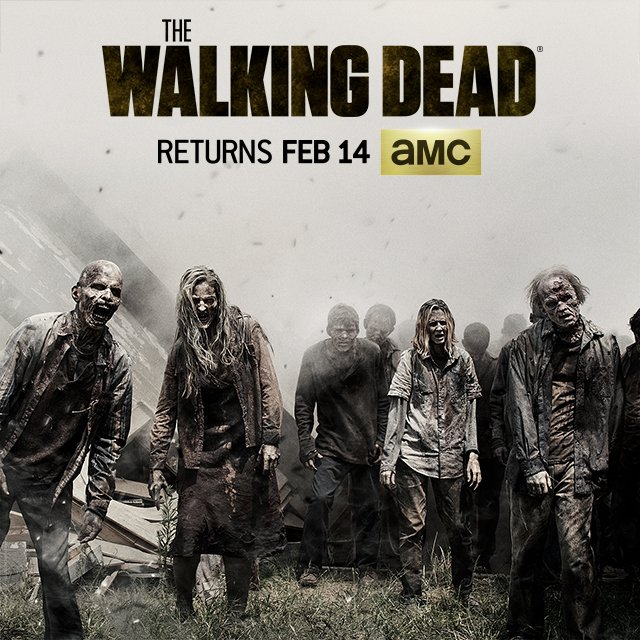 The walking dead return date