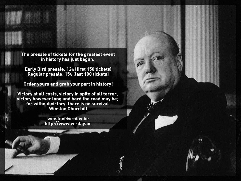 Winston Churchill (@zoetwaterkonijn) | Twitter