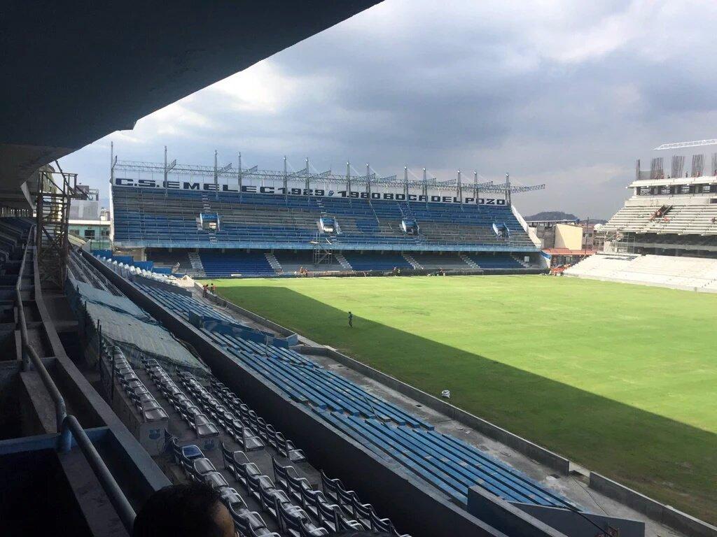 Guayaquil Arena Banco Del Pacifico Estadio George