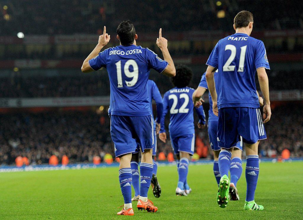 ไฮไลท์  Arsenal 0 - 1 Chelsea