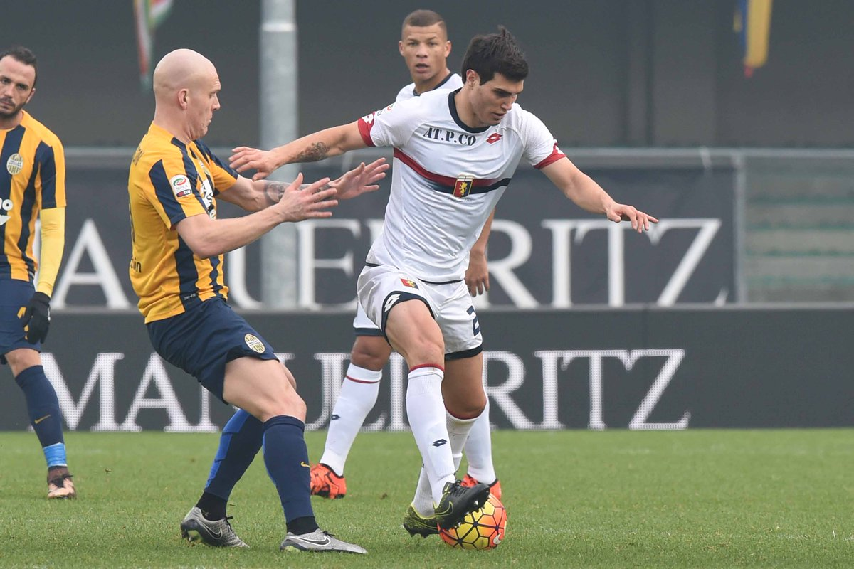 Video: Hellas Verona vs Genoa