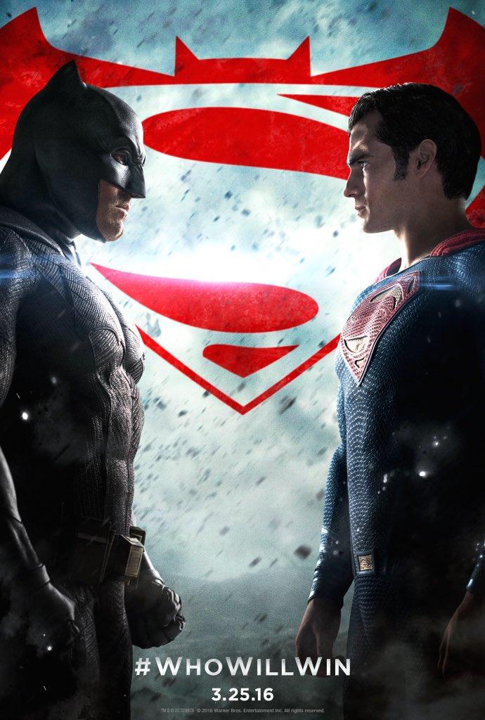 New 'Batman v Superman' TV Spots, Poster, and Cameo Revealed