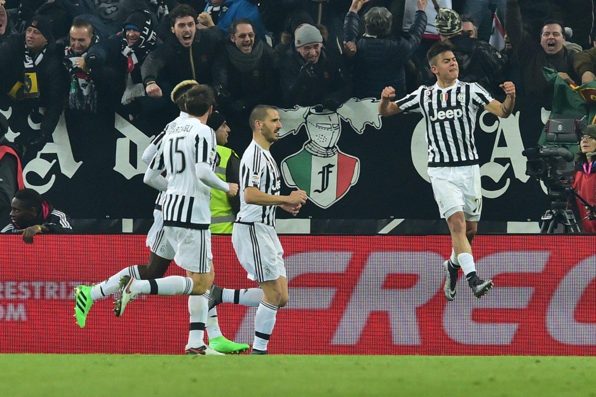 ไฮไลท์  Juventus 1 - 0 Roma