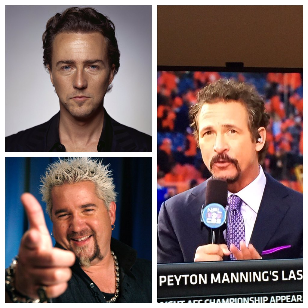 Norton + Fieri = Rome. @trillballins https://t.co/KytlDoaBbb