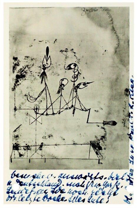 ZWITSCHER-MASCHINE Download the 1.edition of the Journal on Paul Klee https://t.co/BWMaEpyHWC via @ZentrumPaulKlee https://t.co/ucHyNMwLbC
