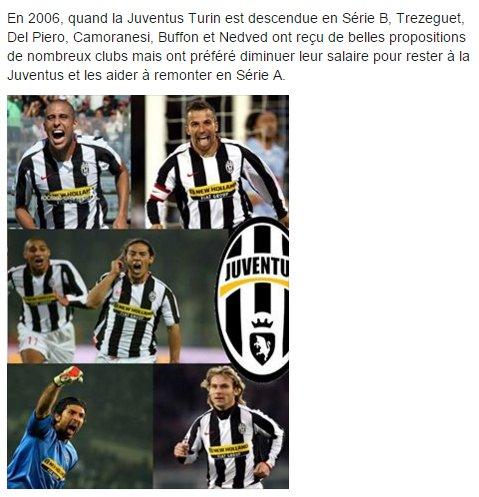 Respect #Juve