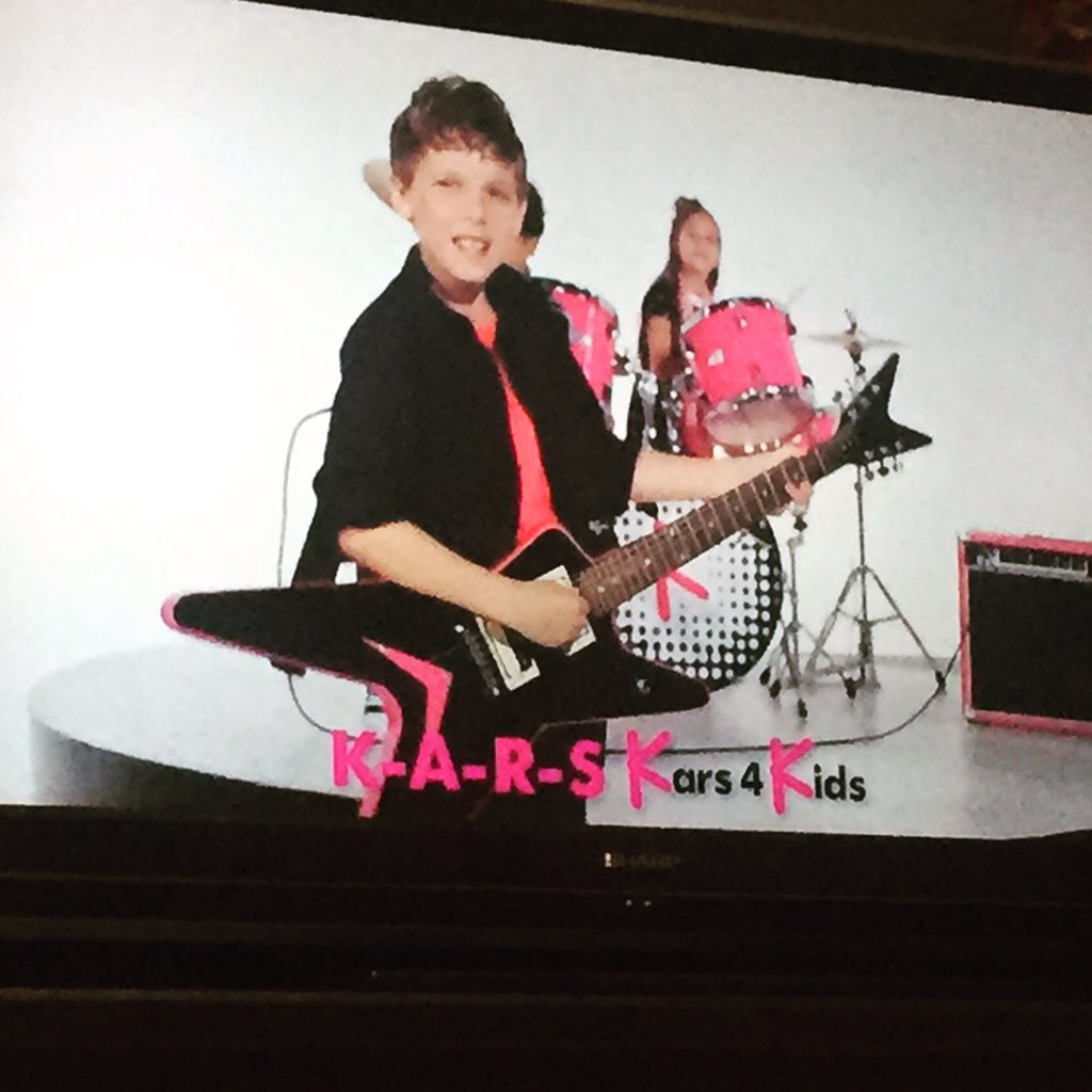 dave wischnowsky on twitter oh no the 1 800 kars 4 kids tv commercial has reached
