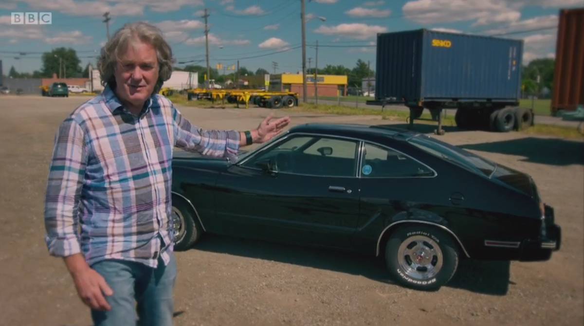 Michael Ballaban On Twitter Why Is James May Wearing The Same Shirt In Every Scene Of Cars Of The People Season  Also Its Great