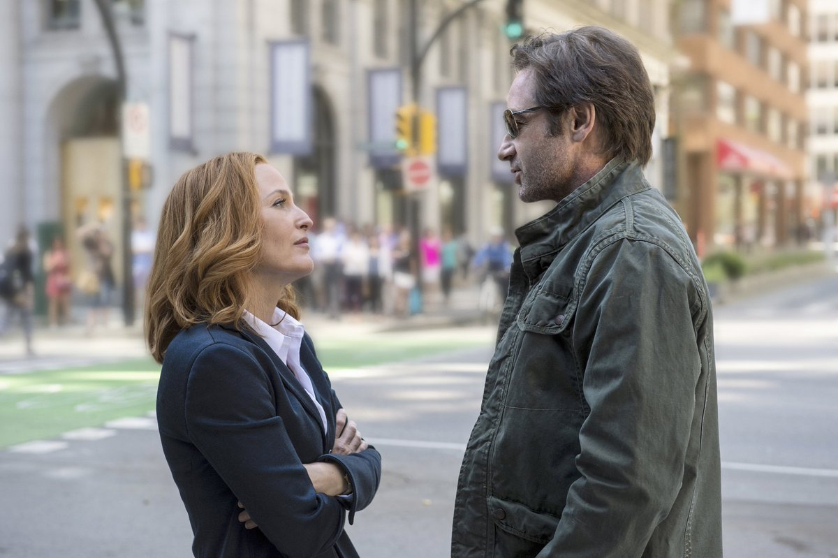 RT if you're happy to see them again. #TheXFiles #XFiles