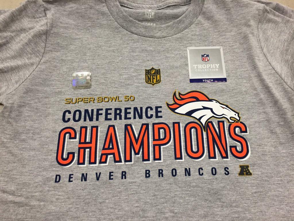 Denver Broncos Afc Champion Shirts - BCD Tofu House 423f91d0f