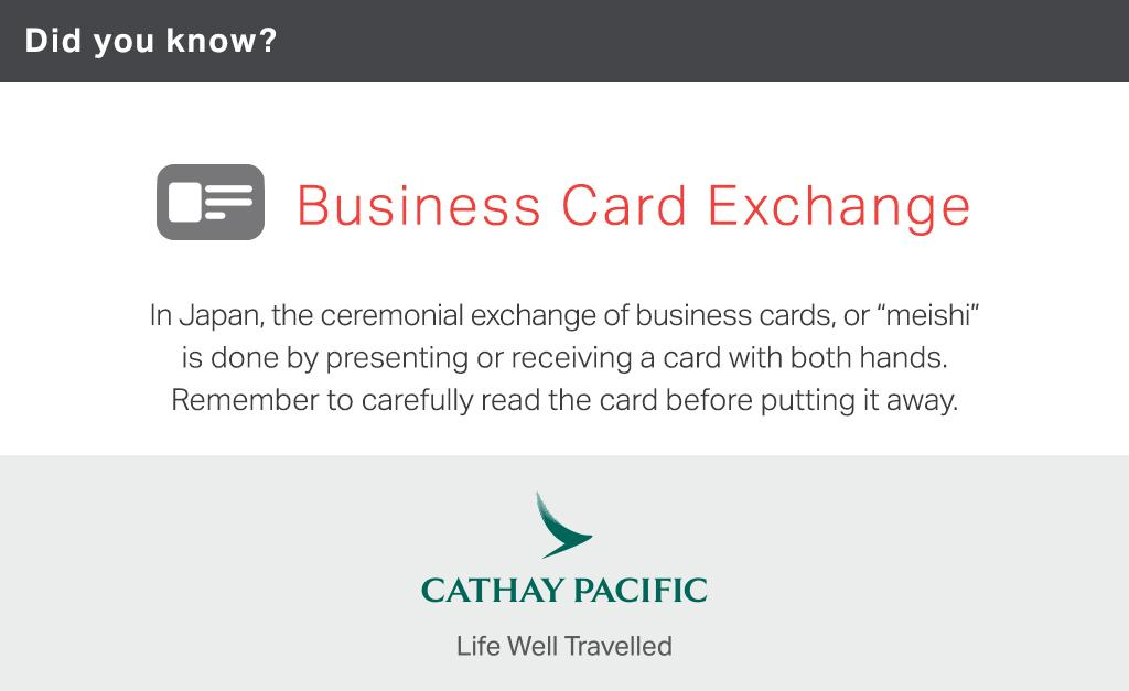 Cathay pacific on twitter did you know business card exchange 1201 am 25 jan 2016 colourmoves