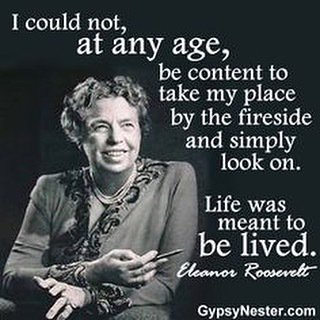 Life was meant to be lived!