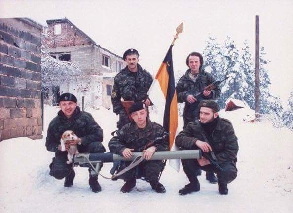 Serbia in the Yugoslav Wars CZkQprEWkAApnM2
