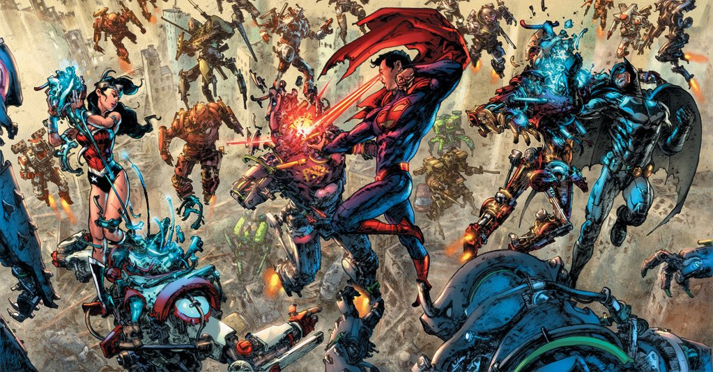 Wonder Woman #49, Superman/Wonder Woman #26 & Justice League: Darkseid War  Special #1! https://t.co/3ElUFzSGZd