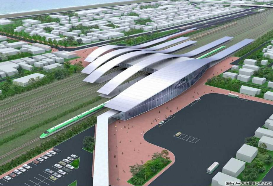 複雑な気持ちです。【サバ案】北海道新幹線・新長万部駅が「シメサバ」そっくりだと話題に remanbe.jp/?p=594 pic.twitter.com/NHAlC0oMEC