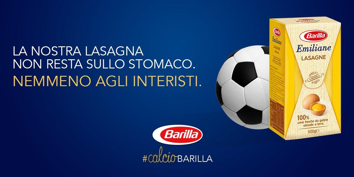 Con Barilla la #lasagna resta il piatto preferito della domenica. https://t.co/ZNeZozyw3D