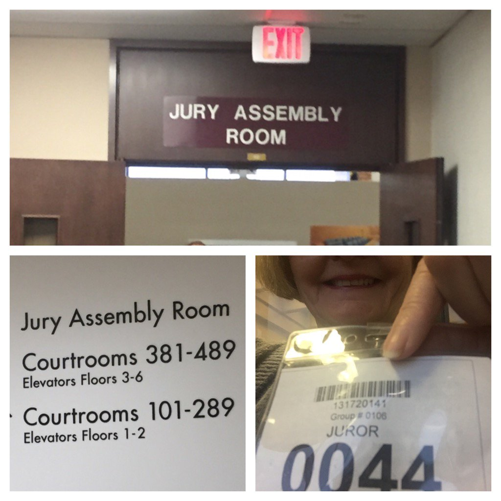 A US senator hilariously live-tweeted her jury duty, then actually got selected to serve