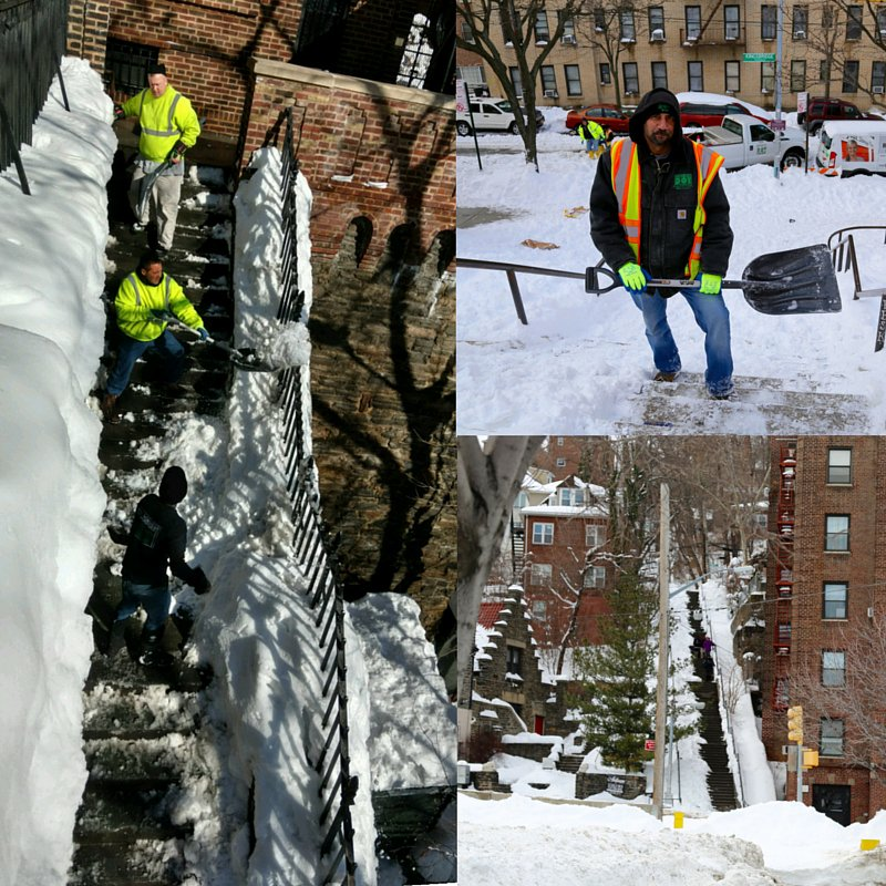 NYC needs more snow laborers! Please register at a DOT garage this week 7AM-3PM. More info: https://t.co/lCM0vM1lvN https://t.co/nOhMK9A5VN
