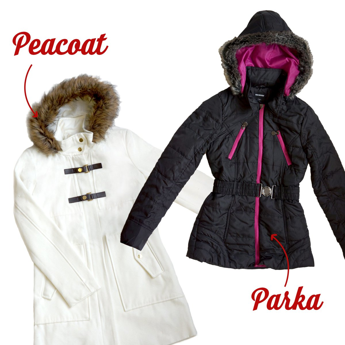 Parkas vs. Peacoats. What's your winter coat choice? #ThisOrThat https://t.co/qSzu5IWTK4