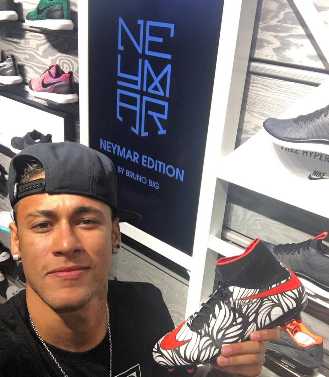fbb0d26f3a4e celebrating the ousadiaampalegria in barcelona happy to show you my new  hypervenom