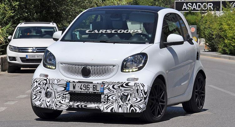 451smart news smart officials confirm brabus edition smart fortwo 453 but its not coming to america what are your thoughts httpsttq0srahzsj altavistaventures Image collections