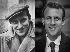 Bon, Emmanuel Macron ressemble un peu à Boris Vian. Comme ça, c'est dit