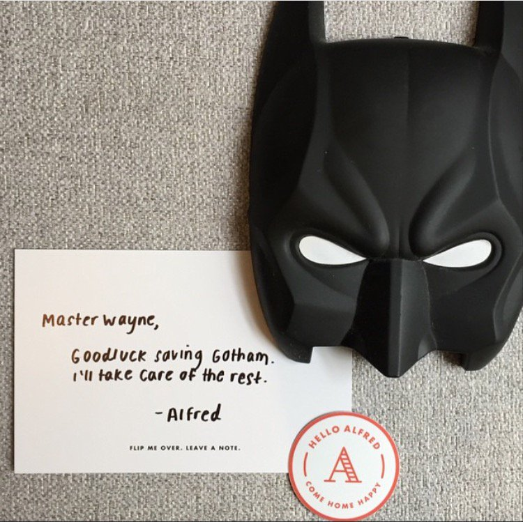 """Hello Alfred on Twitter: """"Thx you all for participating in ..."""