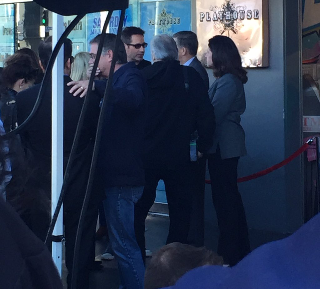@thexfiles the man of the hour has arrived at the Walk of Fame. https://t.co/GNSj6qbjRC