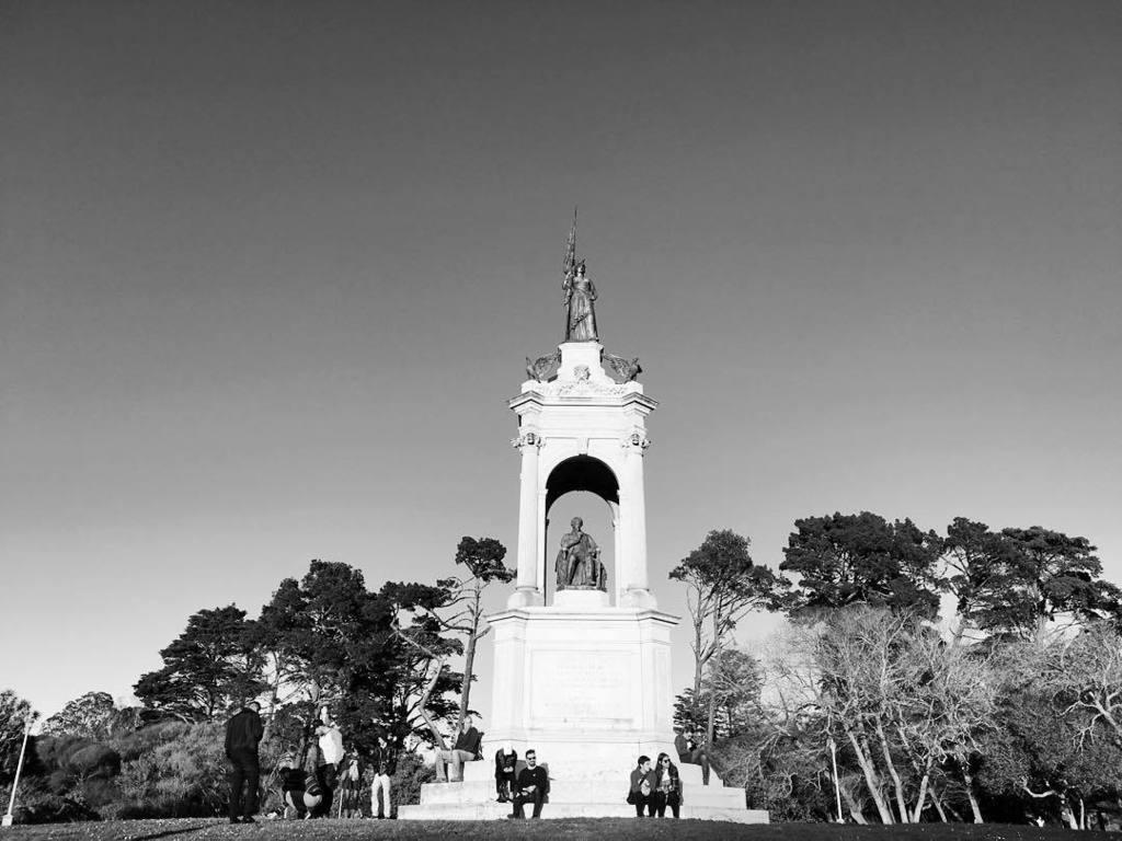 Francis Scott Key memorial. #goldengatepark #sanfrancisco #frisco #sf #california #francis…  http:// l.sricola.com/1JyHlpa  &nbsp;  <br>http://pic.twitter.com/6xa03Jqobe