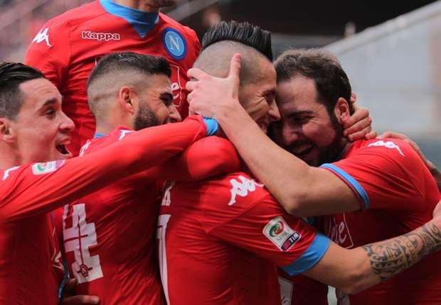 Rojadirecta: Vedere NAPOLI-EMPOLI Streaming Calcio Gratis e Diretta Oggi TV