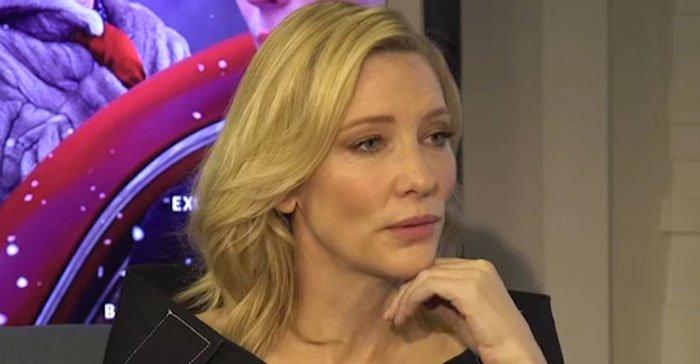 Cate Blanchett Talks @CarolMovie , Sexuality Rumors, & Her Amazing Year https://t.co/c5edpwPGJJ So good! #Carol https://t.co/yZQe1FYm92