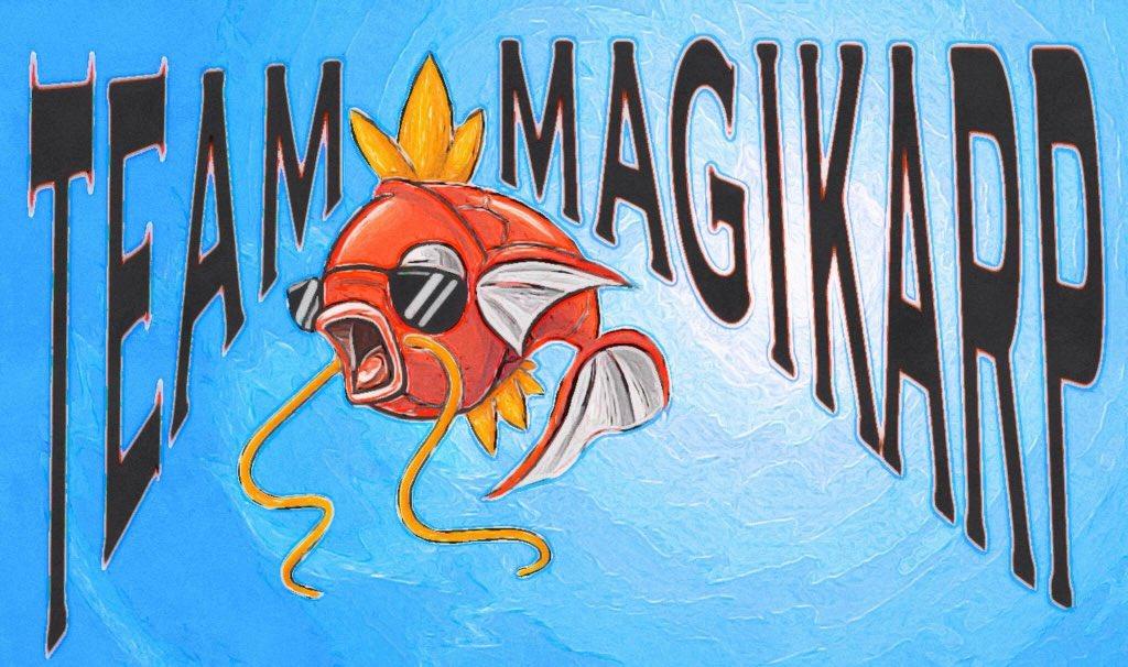 Team Magikarp on Twitter: \